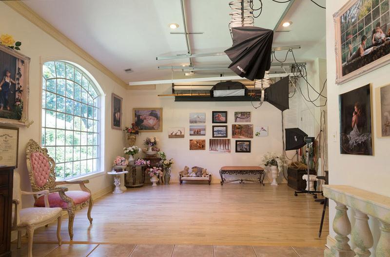 June Jacobsen Portrait Camera Room
